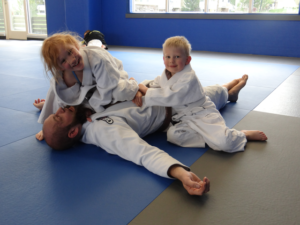 Youth Jiu Jitsu for Fun