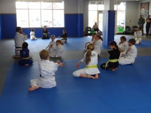 Youth Jiu Jitsu for Weight Loss