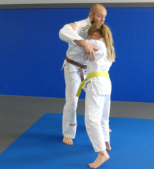 Youth Jiu Jitsu for Self-Defense