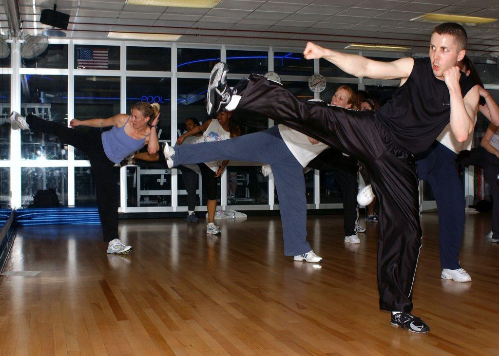 Cardio Kickboxing | Fitness | BJJ | Jiu Jitsu
